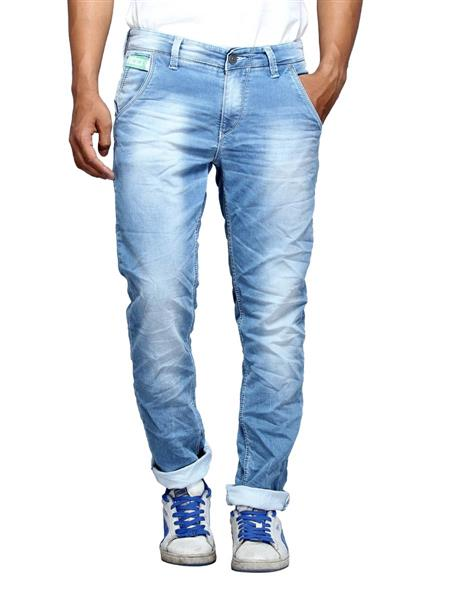Spykar ACTIF-S15-38 Blue Slim Fit Men Jeans
