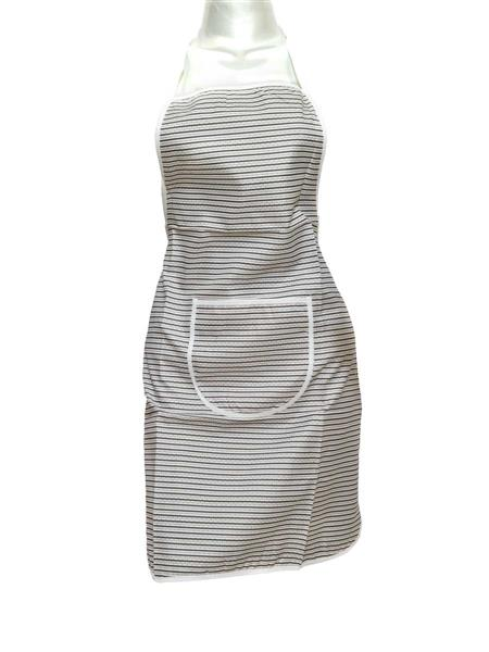 Beautiful Lady APRN10 Grey Apron