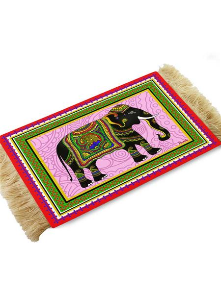 Kolorobia CME04 Royal Elephant Coffee Table Mat