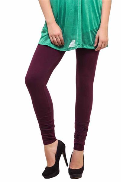 Cotton Comfort CC15 Wine Women Leggings