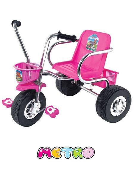 Dash Das-0010 Multicolored Tricycles