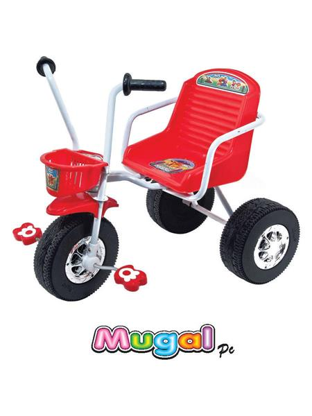 Dash Das-0012 Multicolored Tricycles