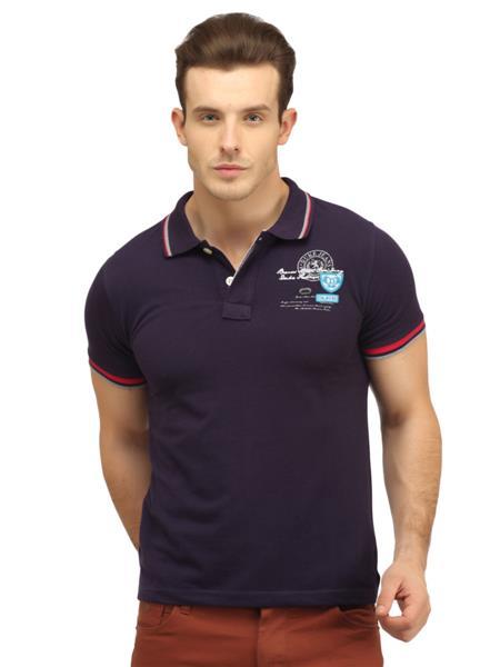 Duke 3282 PurpleMen T-shirt