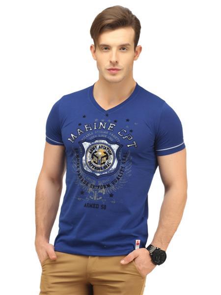Duke 3346 Blue Men T-shirt