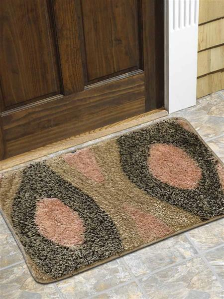 Sushi SUD07 Multi Color Door Mat