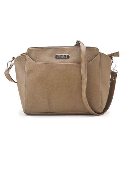 FALAH F170  Brown Women Sling Bag