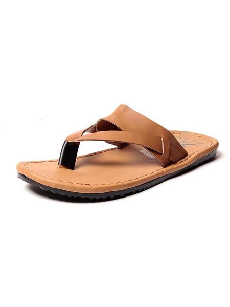 Foot Clone FC-112 6 Tan Men Slippers