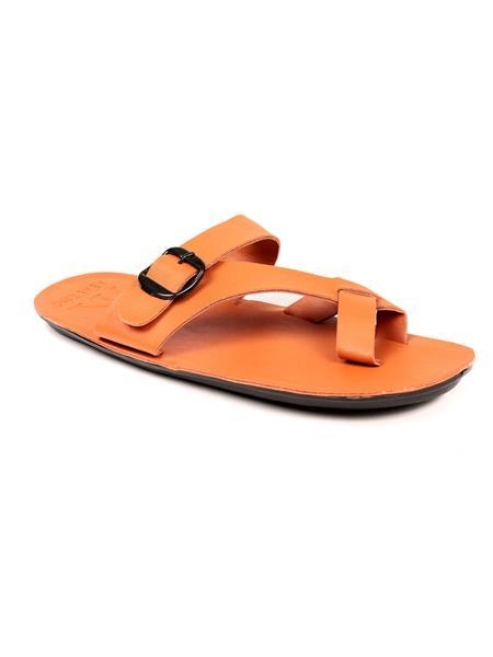 Foot Clone FC-126 Orange Men Slippers