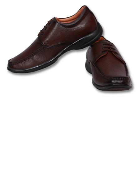Grip 3601 Brown  Men Formal Shoes