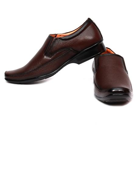 Grip 2201 Brown  Men Formal Shoes