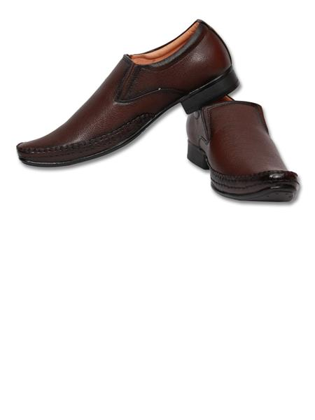 Grip 2632 Brown  Men Formal Shoes