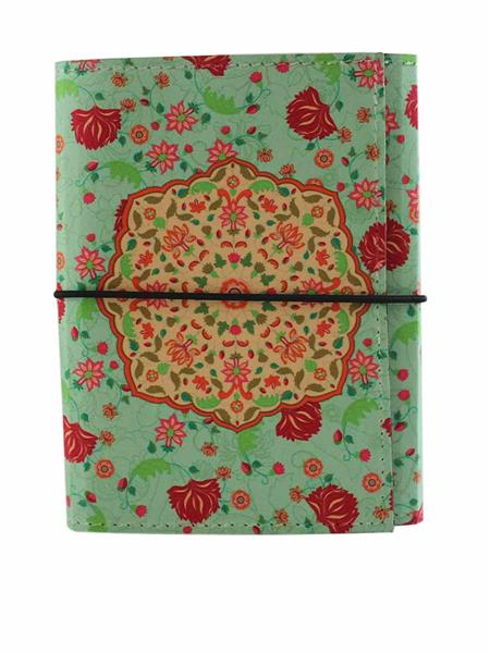 Kolorobia   JA6MGL13 Notable Mughal Art A6 Journal