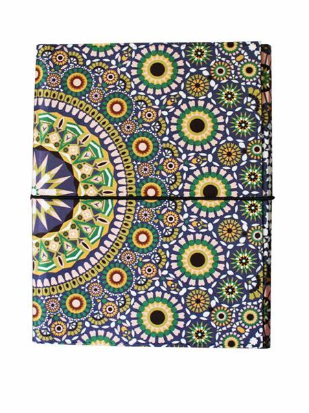 Kolorobia   JA6MO10 Rich Moroccan A6 Journal