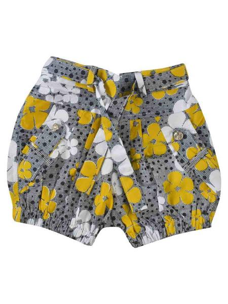 Pieces JG-09 Multicolored Girls Shorts