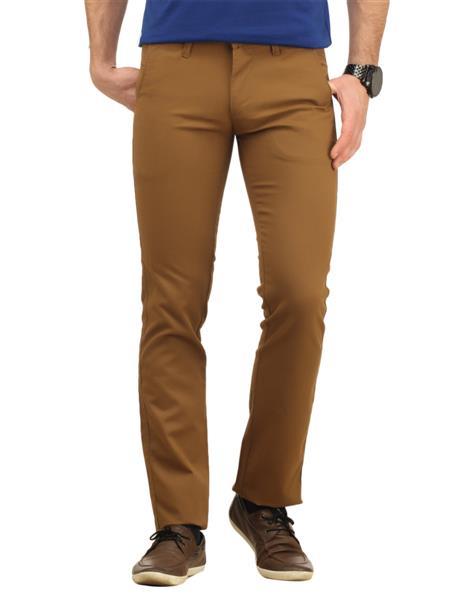 KILLER 3015 Brown Men Trouser