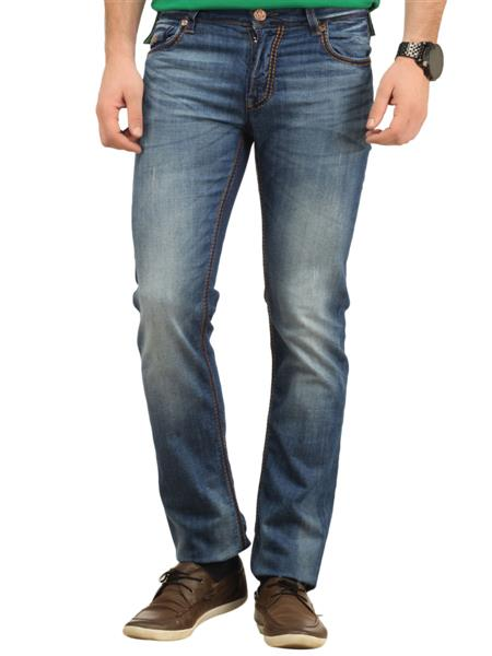 Lawman K-SADDLE-05STR Blue Men Jeans