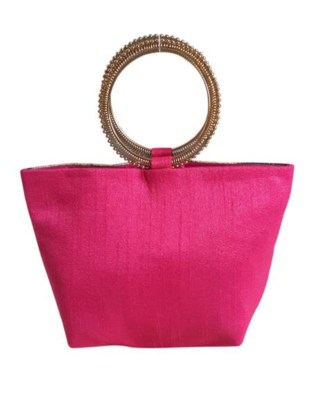 Fashionista NM214 Pink Women Hand Bag