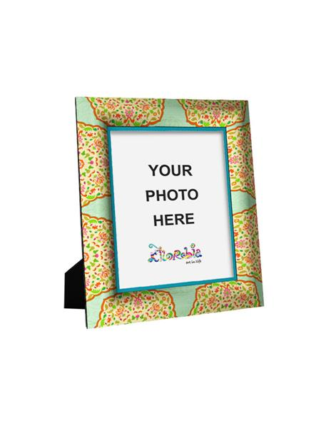 Kolorobia PFLMGL08 Mughal Light Photo  Frame