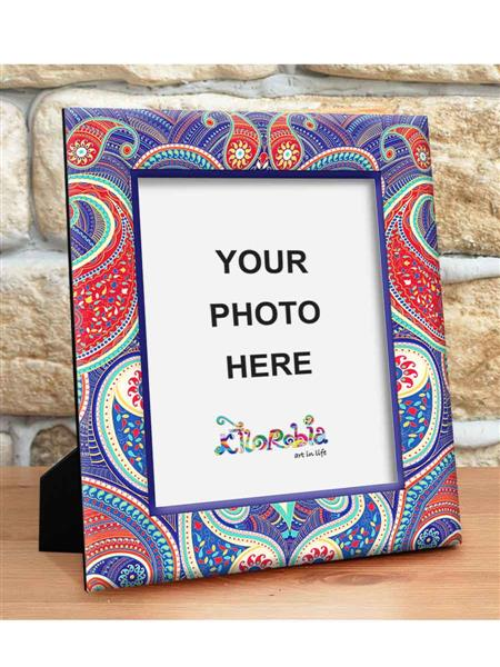Kolorobia PFMPA02 Paisley Photo Frame Medium