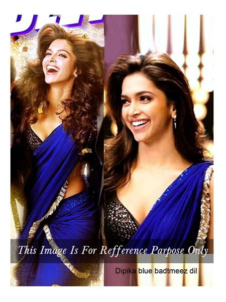 RCPC RP1050 Blue Women Bollywood Saree