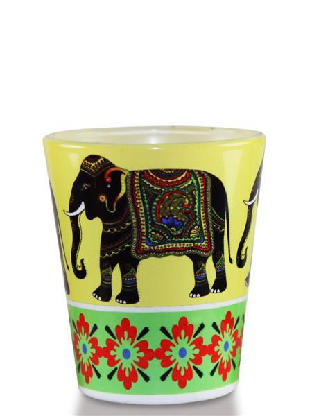 Kolorobia SGE06 Majestic Elephant Shot Glass