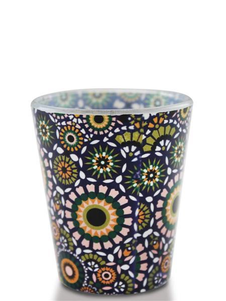 Kolorobia SGMO09 Designer Moroccan Shot Glass