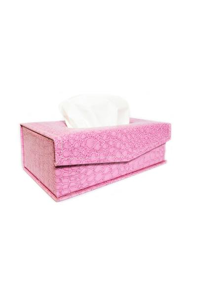 Sushi T12 Pink Tissue Box