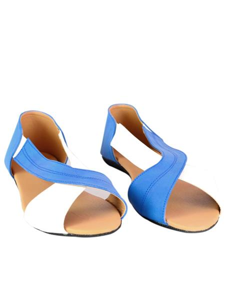 Stepee S06 Blue Women Sandals