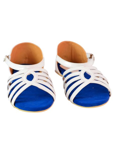 Stepee S08 White Women Sandals