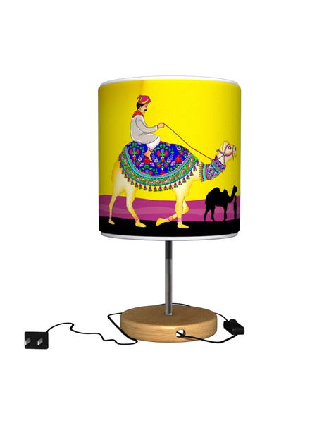 Kolorobia TLMPC06 Stunning Camel Table Lamp