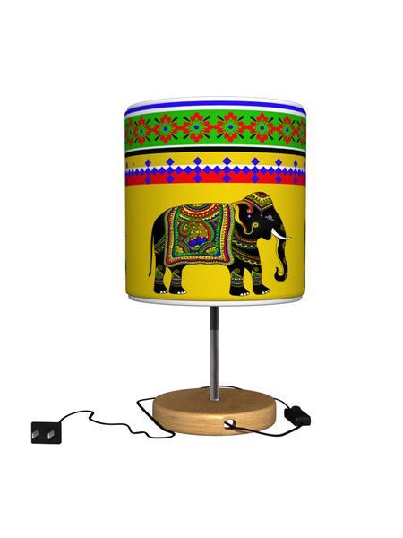 Kolorobia TLMPE01 Majestic Elephant Table Lamp