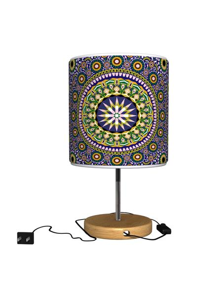 Kolorobia TLMPMO08 Glorious Moroccan Table Lamp
