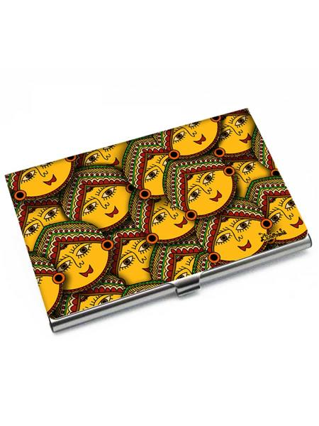 Kolorobia VCHM01 Classic Madhubani Visiting Card Holder