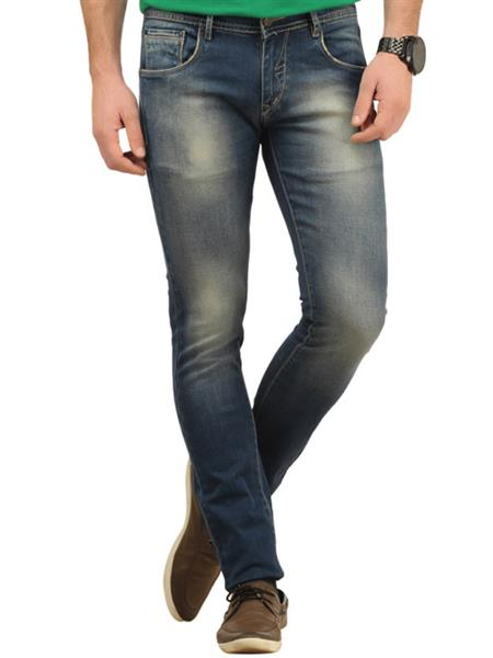 Waltz W-63A Blue Men Jeans