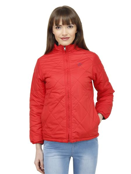 Duke Z6622 Red Women Reversible Jacket