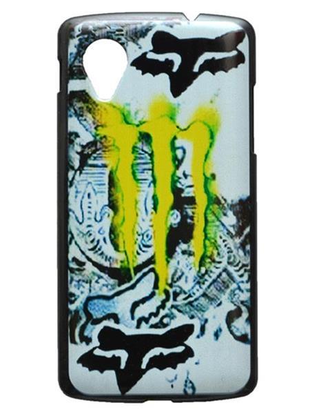 Denim D11  White  Print Nexus 5  Mobile Case Cover