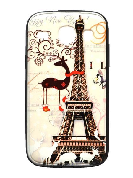 Denim D32 White  Print Galaxy   8262   Mobile Case Cover