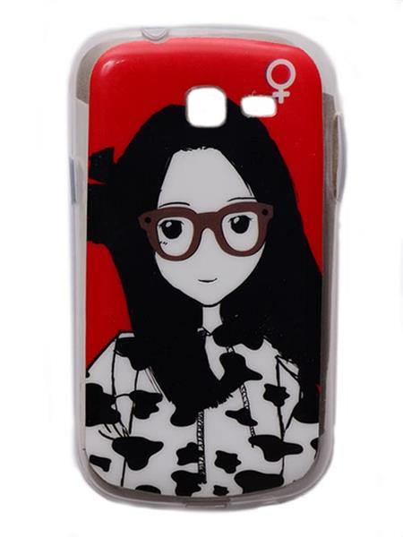Case Q13  Multicolor  Printed  Samsung Galaxi Ace 4/g 313/v Mobiles  Case