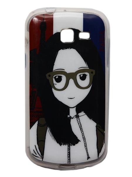 Case Q6  Multicolor  Printed  Samsung Galaxi Ace 4/g 313/v Mobiles  Case