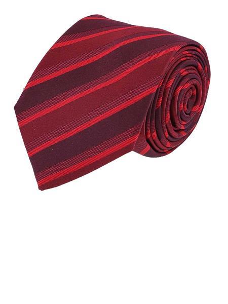 Louis Philippe LPN 02 Red Mens Necktie