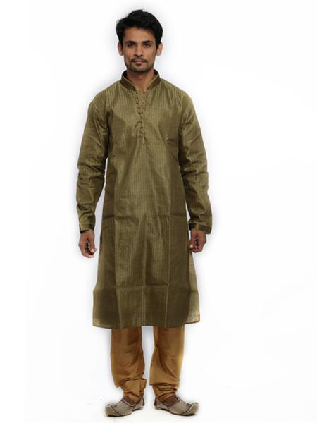Swarnam 2036 Green  Mens Ethnic Wear