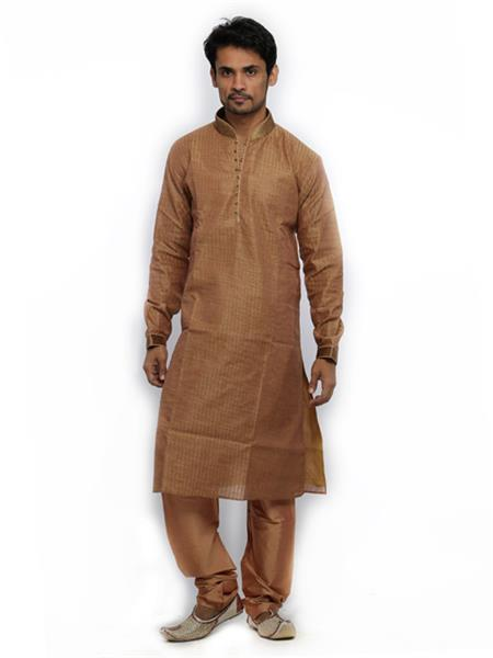 Swarnam 2036 Brown  Mens Ethnic Wear