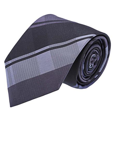 Tosiddos MFST 302 Grey Mens Necktie