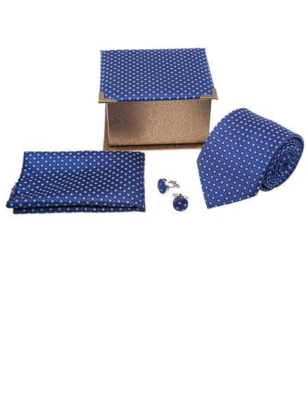 Tosiddos TSG 21 Blue Mens Necktie