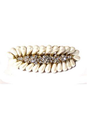 Shreya Collection 10006 Cream Women Hairpin