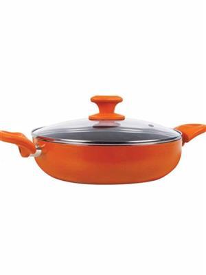 Prestige 10034 Orange Kadhai