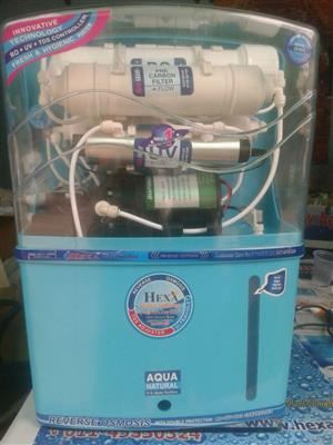 Hexa 1004 Blue water Purifier