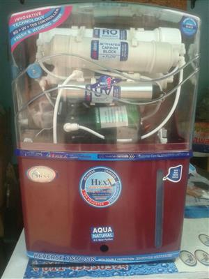 Hexa 1005 Brown water Purifier