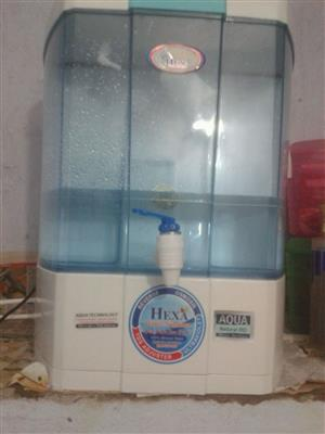 Hexa 1006 White water Purifier