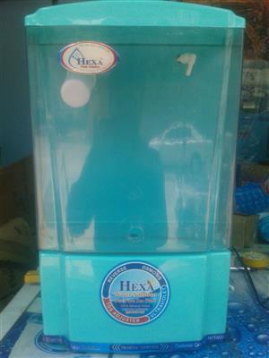 Hexa 1007 Blue water Purifier